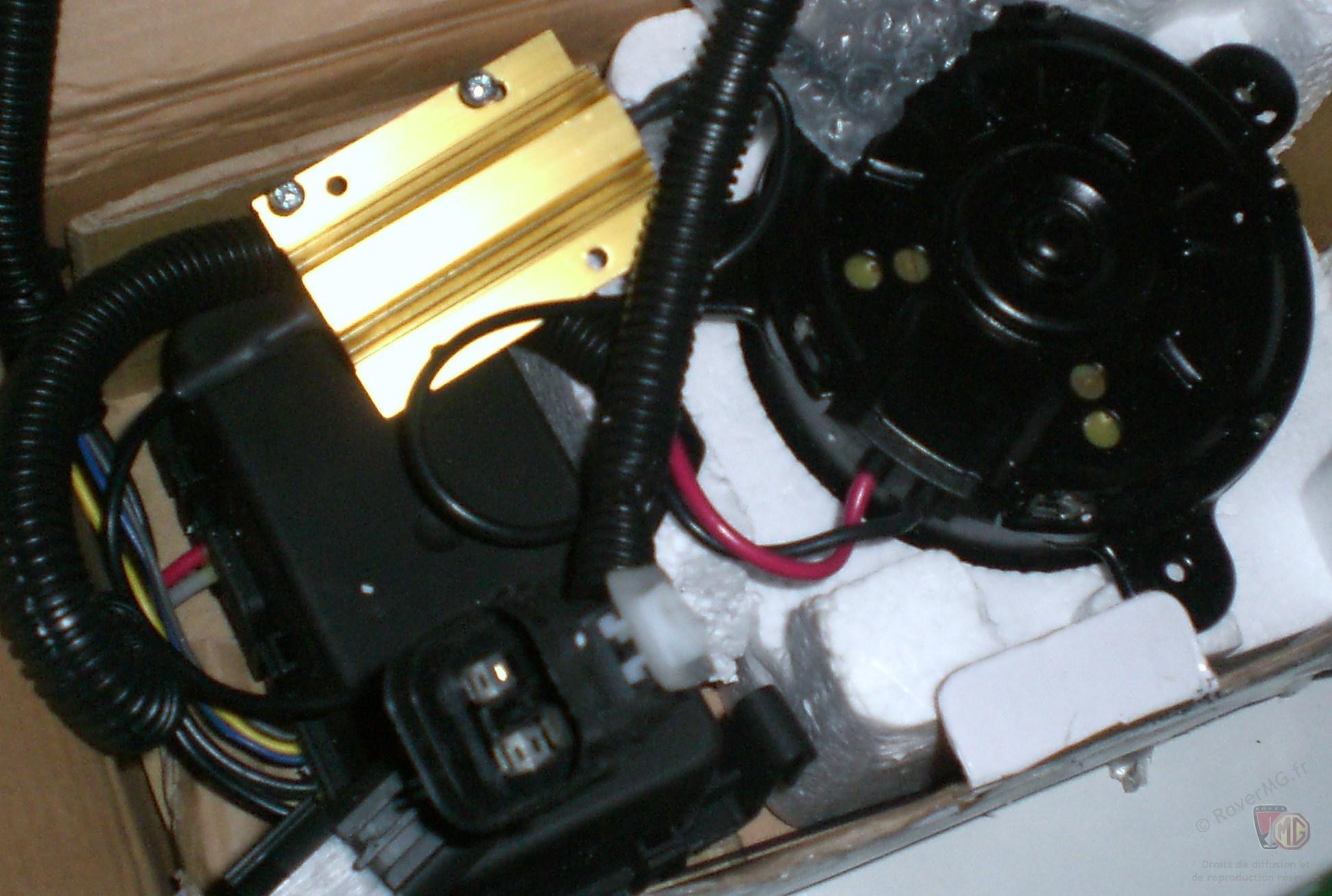 interieur rover 75