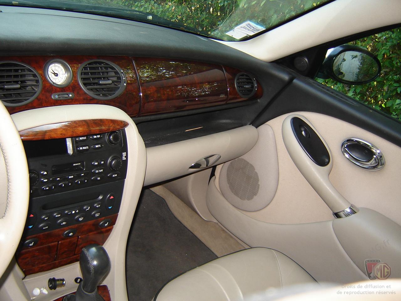 VENDU] - Rover 75 v6 en panne