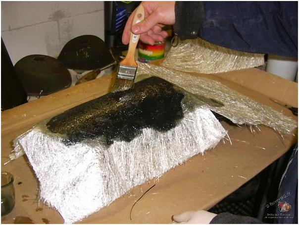 tous mod les tuto cr ation r alisation de pi ces en fibres de verre fibres de carbone. Black Bedroom Furniture Sets. Home Design Ideas
